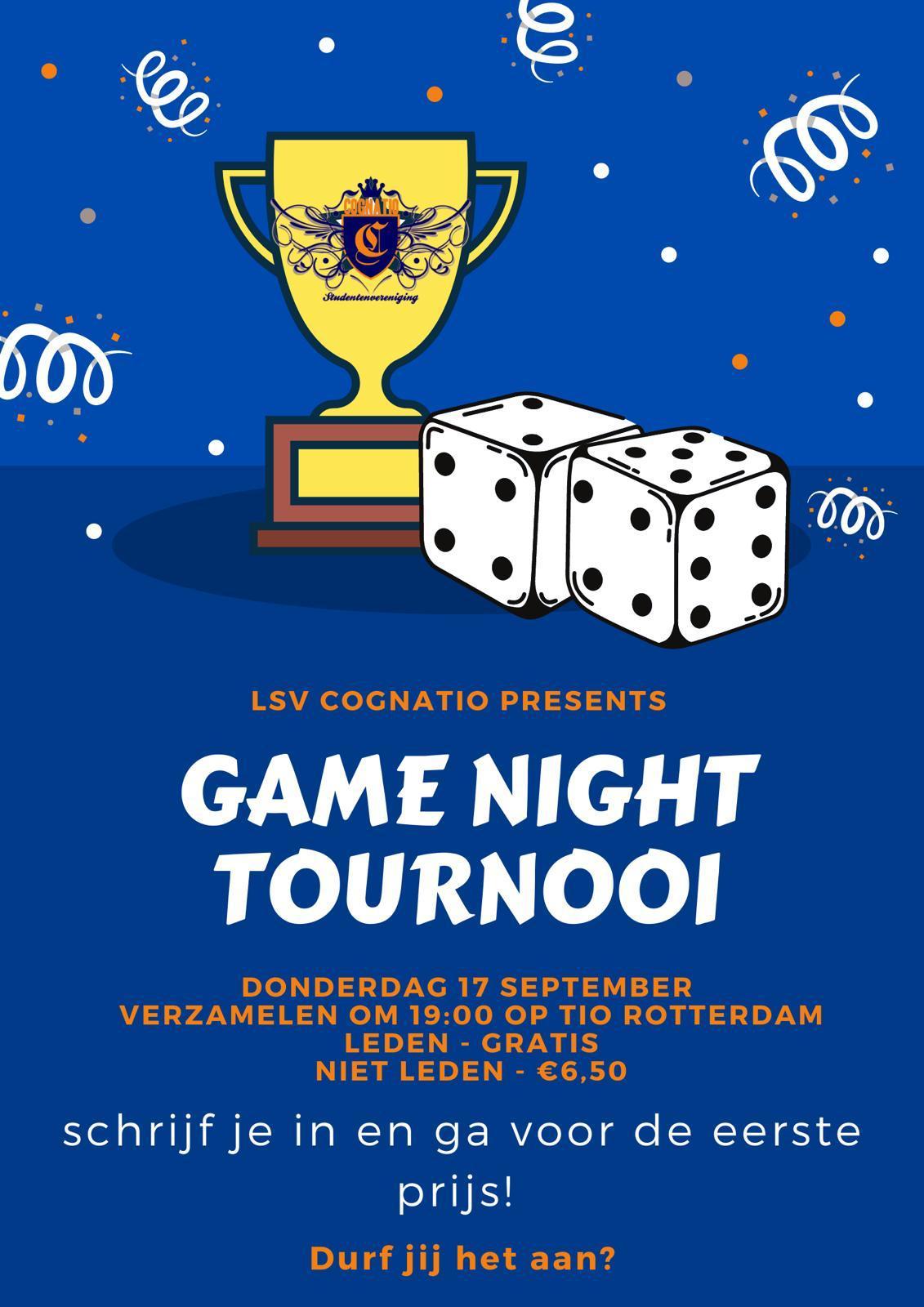 [ROT] Game Night Toernooi
