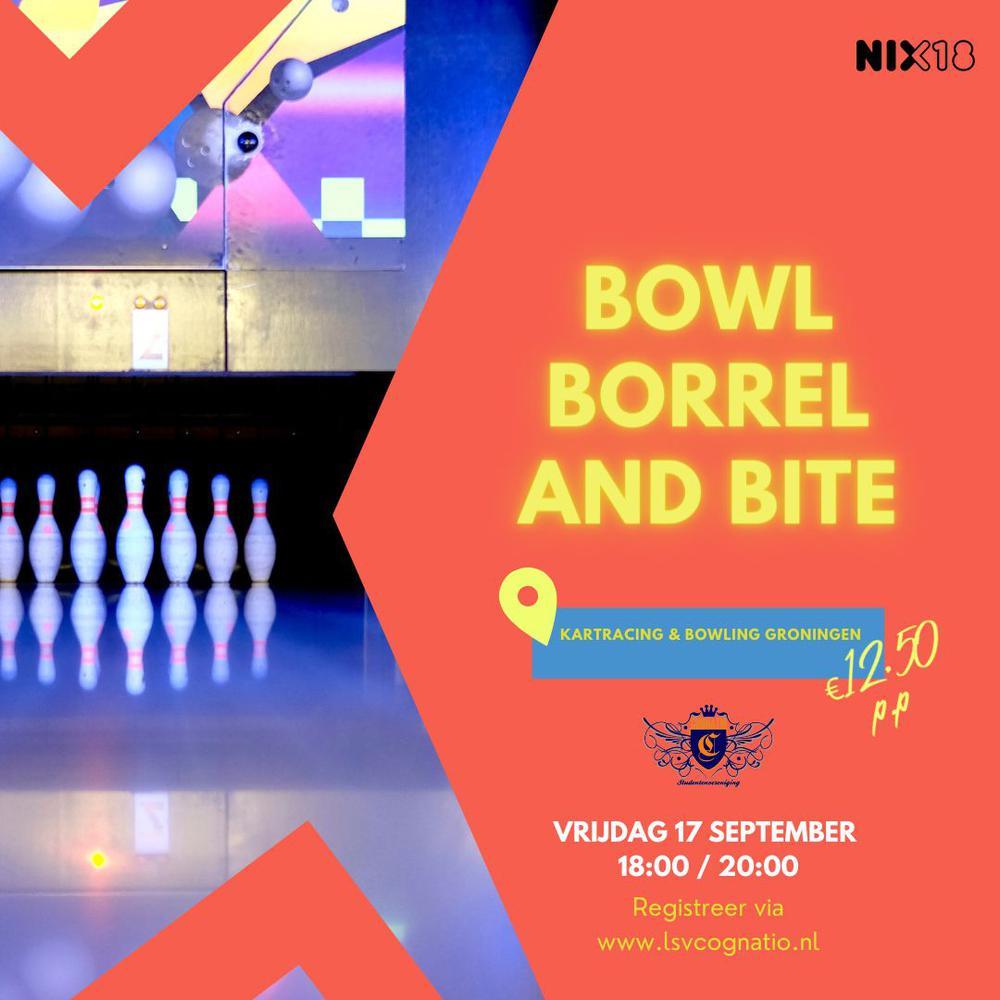 [GRO] Bowl Borrel and Bite